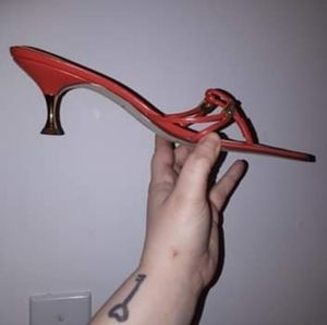 Shoes - High heels size 8